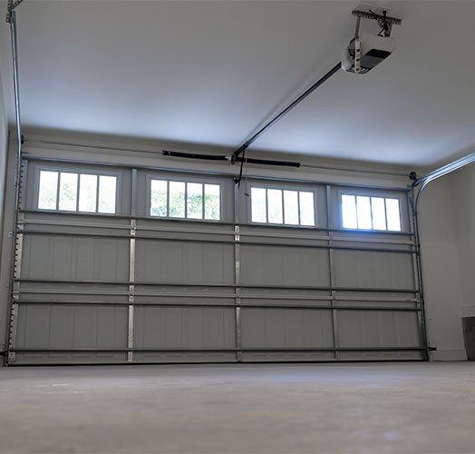 porte interieur garage